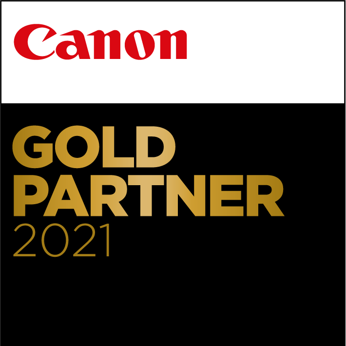 Canon Gold Partner